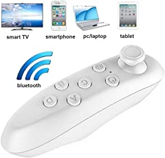Flying Next Virtual Reality Wireless Bluetooth Gamepad Remote Controller Compatible with 3D VR Glasses