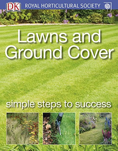 Lawns and Ground Cover (RHS Simple Steps to Success) (English Edition)