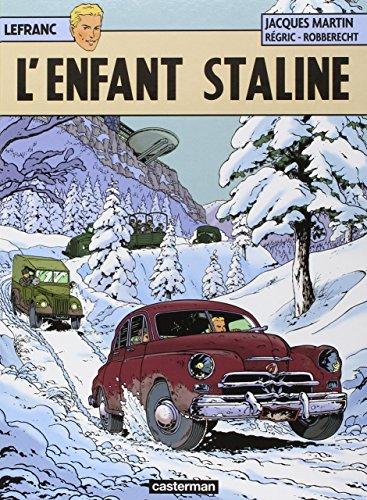 Lefranc, Tome 24 : L'enfant Staline