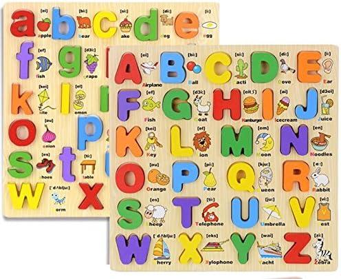 Un article parfait Conseil cognitif cognitif cognitif en bois de mot préscolaire pour le puzzle éducatif d'enfants | Mode  aa733c