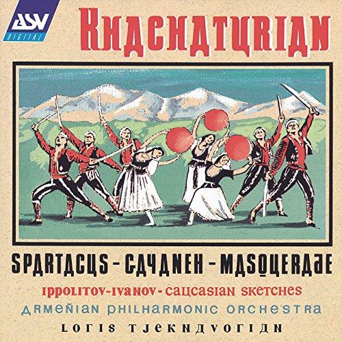Khachaturian: Masquerade - Suite - Waltz