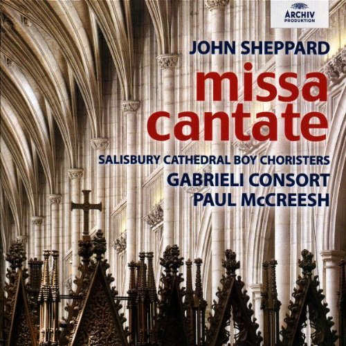 Sheppard: Missa Cantate (2000-11-14)