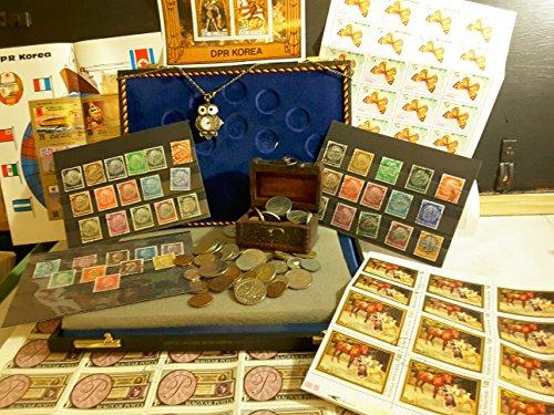 Preisvergleich Produktbild Briefmarken Überraschungsbeutel