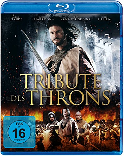 Tribute des Throns [Blu-ray] [Edizione: Germania]
