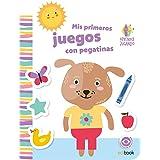 APRENDER JUGANDO - LIBRO DE PEGATINAS - Nº 1