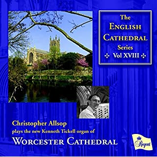 The English Cathedral Series,Vol.XVIII