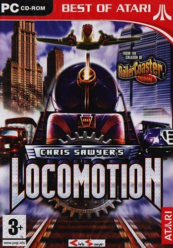 Preisvergleich Produktbild Chris Sawyer's Locomotion [UK Import]