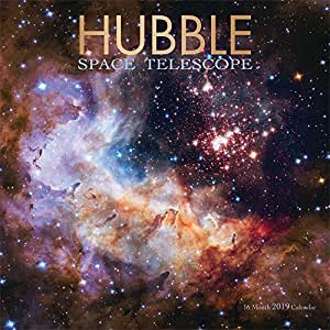 Hubble Space Telescope 2019 Wall Calendar