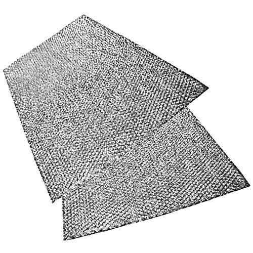 Spares2go grande aluminio malla filtro para campana de cocina Corbero/ventilador Extractor ventilación...