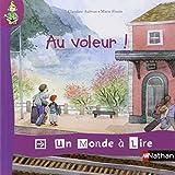 Album 8 : Au voleur ! CP