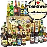 I love Dresden - Weihnachtskalender Bier - Bier aus aller Welt 24x