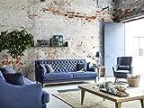 Paris Sofa Couch -Set 3+3+1