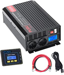 Wechselrichter Reiner Sinus 1000w Elektronik