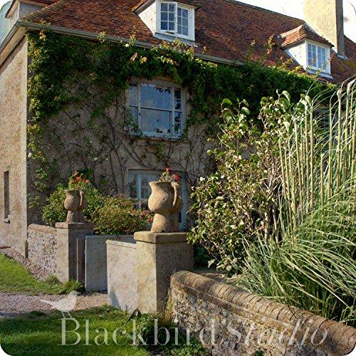 Foto Charleston (Charleston Farmhouse Eingang Bloomsbury Group Fine Art Foto 12,7x 12,7cm–Amsel Studio)