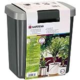 Gardena 1266-20 City Gardening Vakantiebewatering: Bewateringsset met container, voor binnen en buiten, bewateren van tot 36
