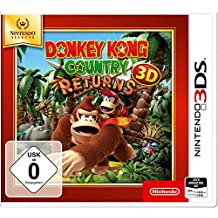 Nintendo3DS Spiele Charts Platz 7: Donkey Kong Country Returns 3D - Nintendo Selects - [3DS]