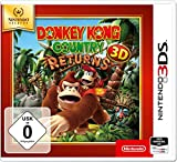 Donkey Kong Country Returns 3D - Nintendo Selects -  Bild