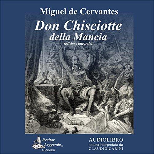 Don Chisciotte della Mancia  Audiolibri