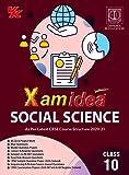 Xam Idea Social Science - Class 10- CBSE - Examination 2020-2021