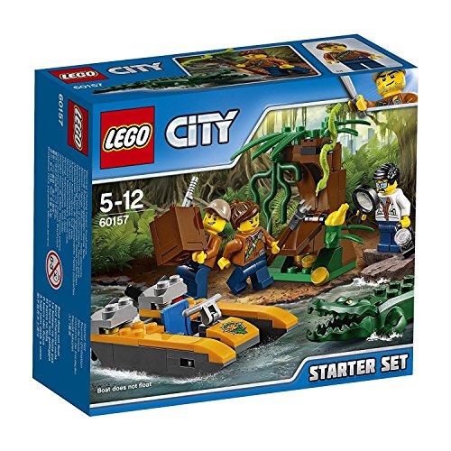 Lego City 60157 - Starter set della Giungla