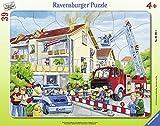 Ravensburger 06393 - Die Feuerwehr rückt aus