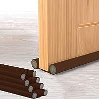Door Bottom Sealing Strip | Door Seal Guard for Home/Office 39 Inch (Brown) (Pack of 1)