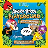 Angry Birds Playground: Question & Answer Book: A Who, What, Where, When, Why, and How Adventure (Angry Birds Playground )