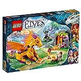 LEGO Elves - Set Gruta de Lava del dragón del Fuego (41175)