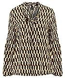 SOYACONCEPT Damen Bluse Nari Langarm gelb (31) XL
