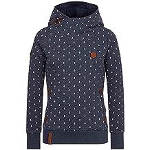 naketano hoodie anker print