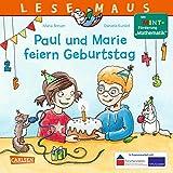 """LESEMAUS 183: Paul und Marie feiern Geburtstag: Mit MINT-Förderung """"Mathematik"""""""