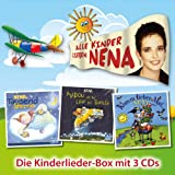 Nena: Alle Kinder Lieben Nena-die Kinderlieder-Box (Audio CD)