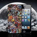 PHONE BOX GLOBAL New X-Men Bande dessinée DC Marvel téléphone Coque Compatible...