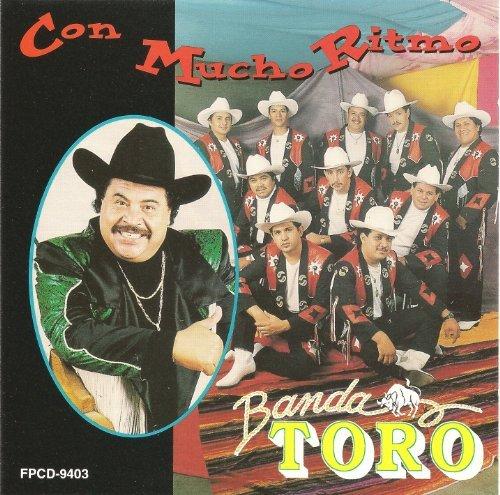 Con Mucho Ritmo by Banda Toro (1996-01-12)
