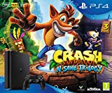 Playstation 4 500GbD, Nero+CrashBandicoot:N'SaneTrilogy