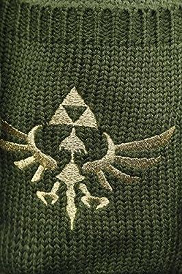 Zelda Logo Cardigan Femme olive