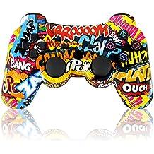 Manette Sans Fil Double Vibration Sixaxis Gamepad Pour PS3 Playstation 3