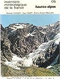 Inventaire minéralogique de la France:les hautes-alpes...