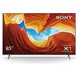 تلفزيون سوني الذكي بامتداد 85 انش بنظام اندرويد، عرض ليد، دقة 4 كيه الترا اتش دي، نطاق ديناميكي، من سلسلة اكس 90 اتش - KD-85X