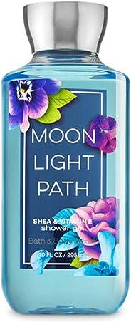 Bath & Body Works Moon Light Path Shea & Vitamin E Shower Gel, Light Blue, 295 ml