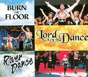 Burn the floor/ Riverdance / Lord of the dance [3-CD-Box]
