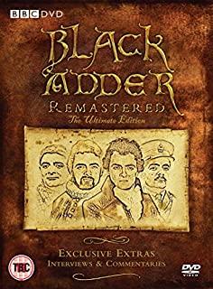 Blackadder Remastered - The Ultimate Edition [DVD] [1982] (B001UHO0TY) | Amazon Products