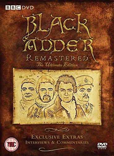Blackadder: Remastered – The Ultimate Edition [6 DVDs] [UK Import]