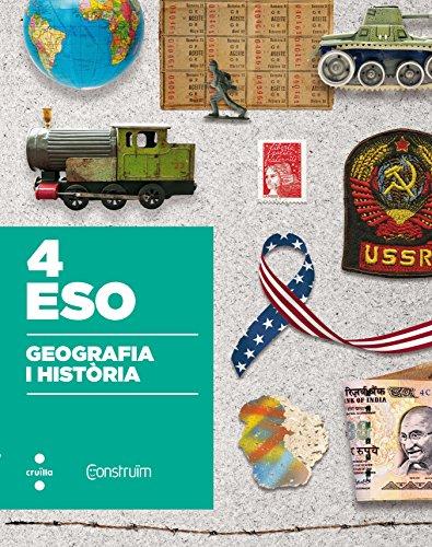 Geografia i història. 4 ESO. Construïm por Juan Fernández-Mayoralas Palomeque