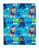 Paw Patrol Code' Fleece Decke–Repeat Print Design