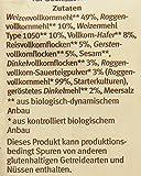 Bauckhof 6-Korn-Brot Vollkorn Demeter, 6er Pack (6 x 500 g) - 3