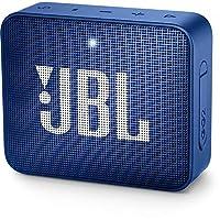 JBL Go 2 Portable Bluetooth Speaker, Blue - JBLGo2Blu, K951541