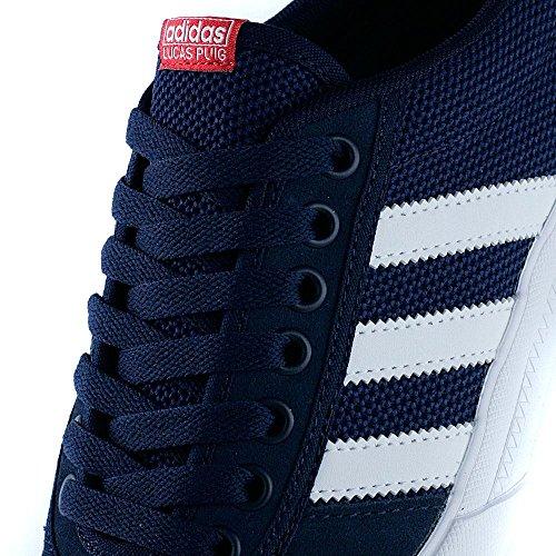 Adidas Lucas Premiere core navy/white/scarle Shoes Blu