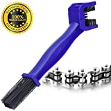 Generic (unbranded) Multipurpose Cycle Motorcycle Bike Chain Cleaner Brush (Assorted Colour)