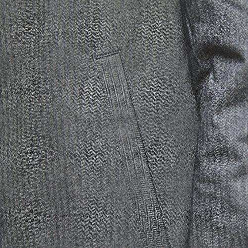 SUIT, Giacca Uomo Grau (Grey Melange 5010)